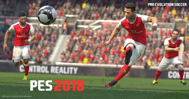 PES 2018 PRO Evolution Soccer v2.3.0 APK