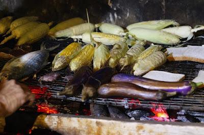 BBQ di Tanjung Datu