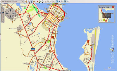 Garmin Routable GPS Map Openstreetmap Philippines Schadow1 Expeditions
