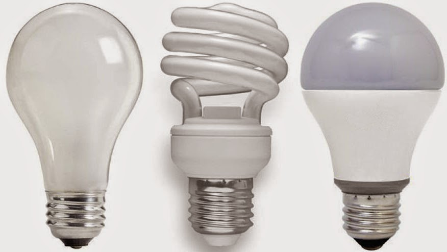 Cfl Light Bulbs Vs Incandescent