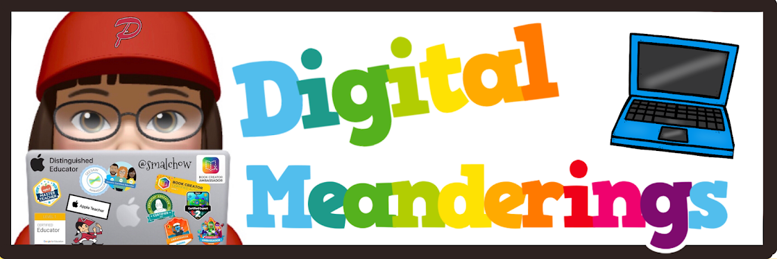 Digital Meanderings