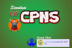 Cara Ikut Simulasi CAT CPNS Resmi dari BKN. Gratis Setiap Hari!