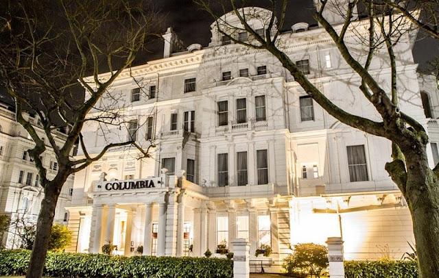 Columbia Hotel em Londres