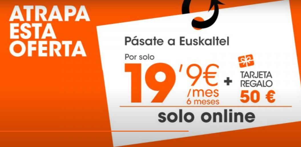 Euskaltel oferta