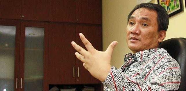 Andi Arief: Sabar Pak Prabowo, Keadaan Memang Tidak Normal Di Bawah Jokowi