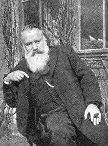 Johannes Brahms Intermezzo sheet music