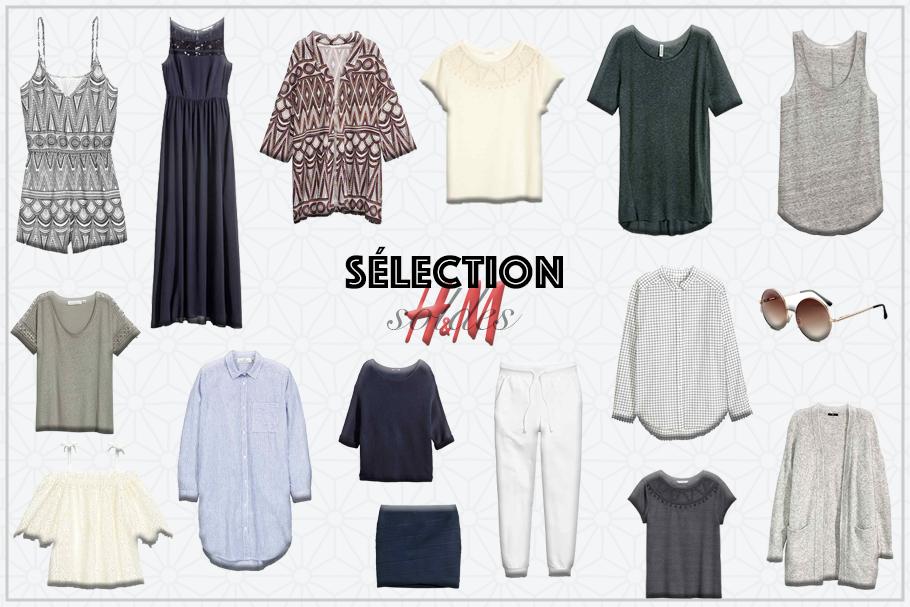 sélection soldes h&m