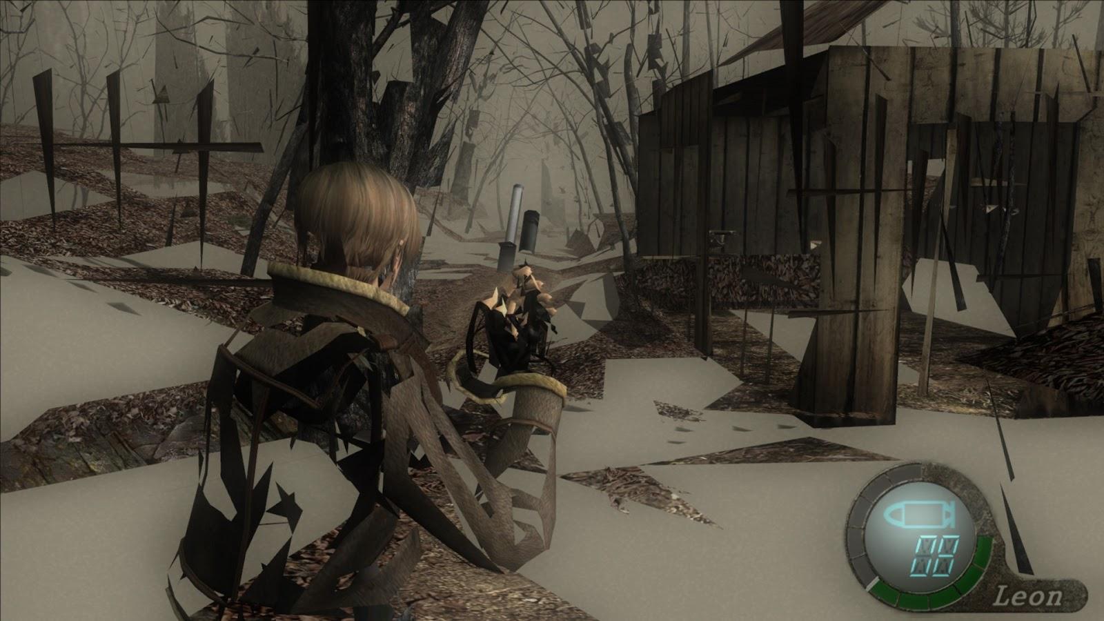 Resident Evil 4 hack Apk zippyshare
