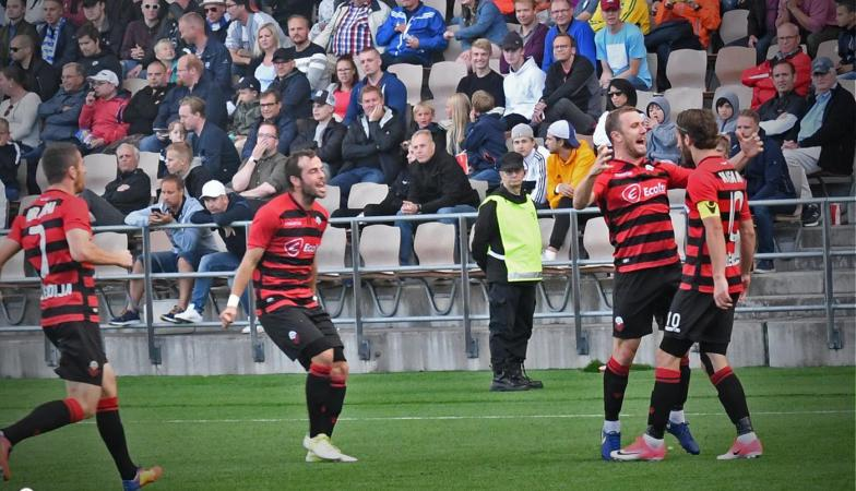 UEFA Euro League: Shkendija wins - Rabotnicki eliminated