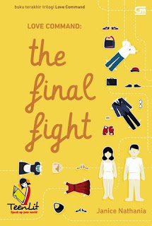 Love Command : The Final Fight - Janice Nathania