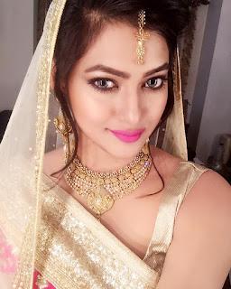 nadia bangladeshi model