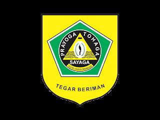 KABUPATEN BOGOR Free Vector Logo CDR, Ai, EPS, PNG