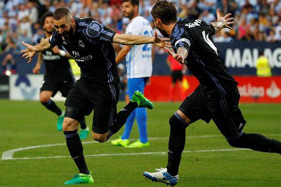 Real Madrid Keluar Sebagai Juara Liga Spanyol 2016/2017