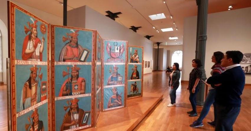 MALI: Museo de Arte de Lima iniciará este viernes actividades gratuitas «Una noche en el Mali» www.mali.pe