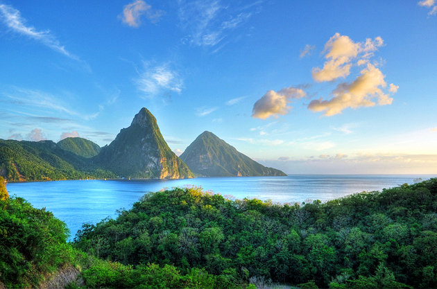 Tourist Attractions in St Lucia