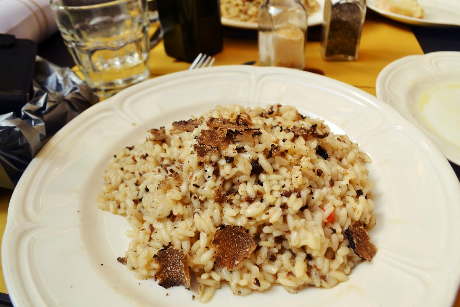 Florence, risotto, italy, food