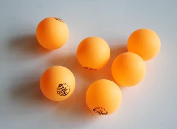 Bola Pingpong