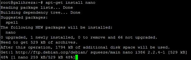 Cara Menambahkan Port Di VPS Debian