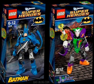 Bat Blog Batman Toys And Collectibles Brand New Lego