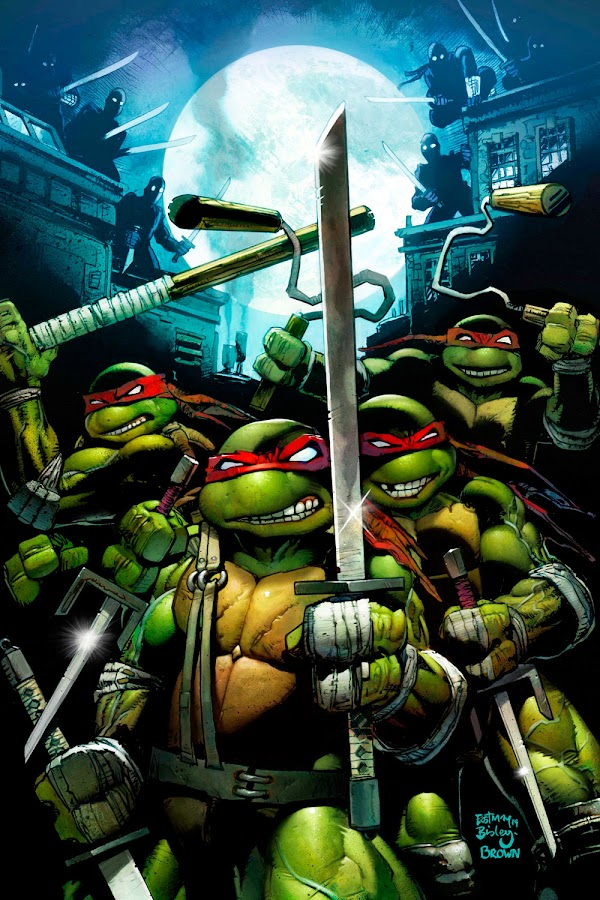 eastman ninja turtles