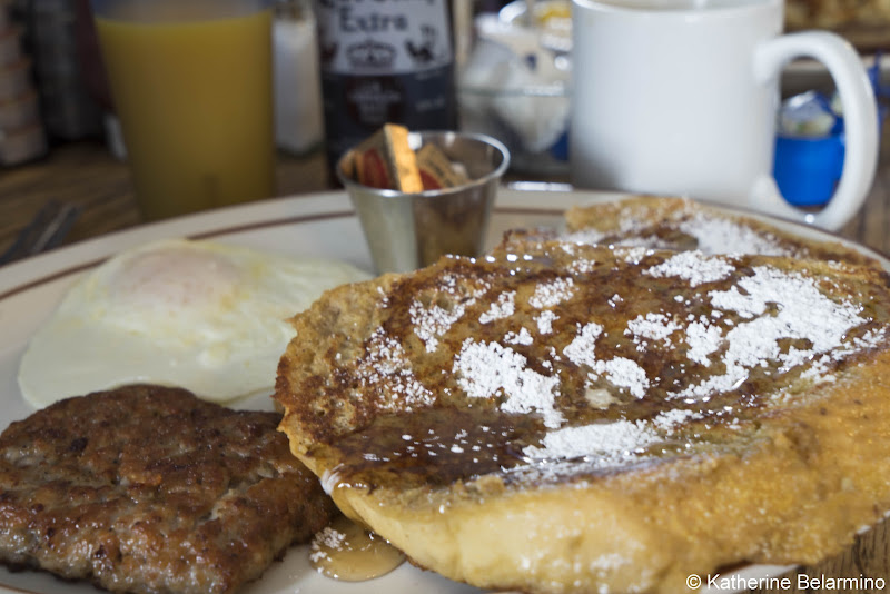 The Village Cafe French Toast Best Restaurants in Bishop California