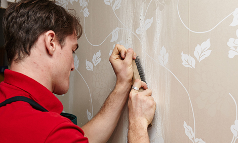 Jangan cemas, Ini 4 Tips Membersihkan Kotoran di Wallpaper Dinding