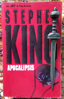 Portada del libro Apocalipsis, de Stephen King