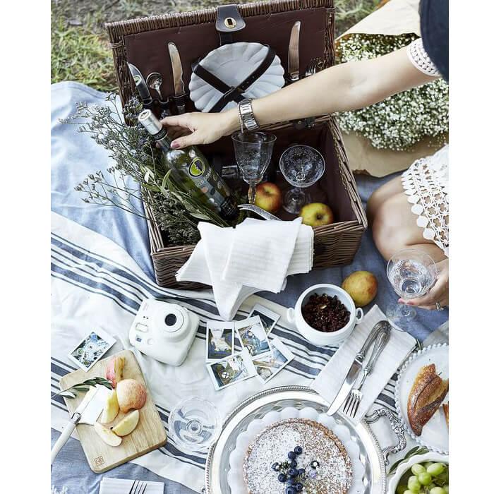 Cose da portare per organizzare un picnic