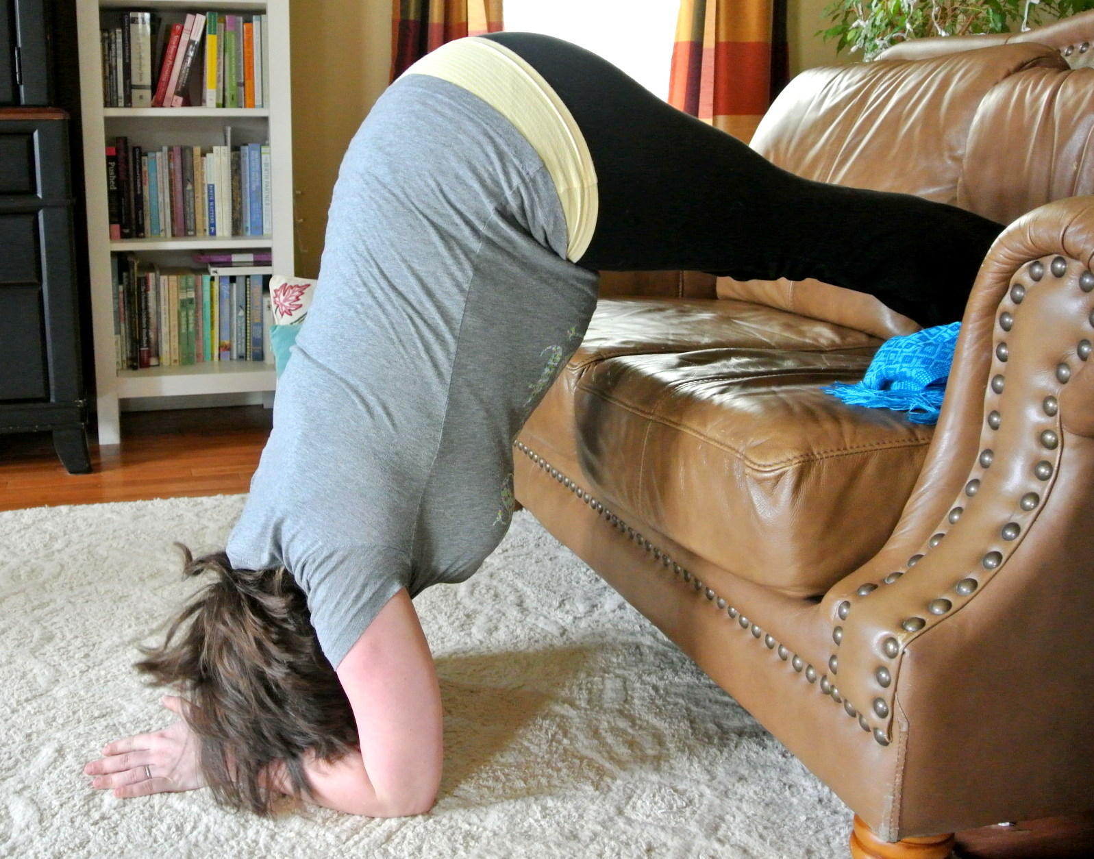 Natural Birth In Kitsap: Inversion - Going Upside-Down to ...
