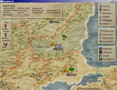 Dominions 2 Game Screenshots 2003