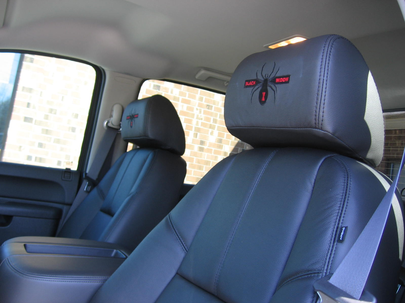 vann york chevrolet buick gmc cadillac check out this all new 2012 chevy silverado black widow. Black Bedroom Furniture Sets. Home Design Ideas