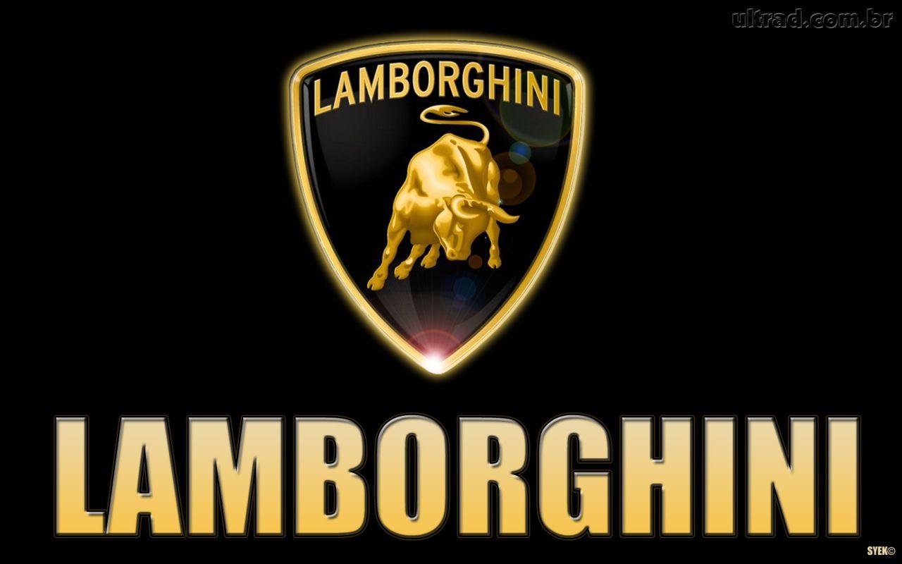 Lamborghini Logo Automotive Car Center