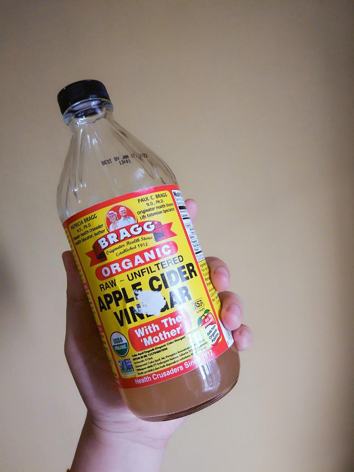 Inilah 5 Manfaat Apple Cider Vinegar Untuk Wajah