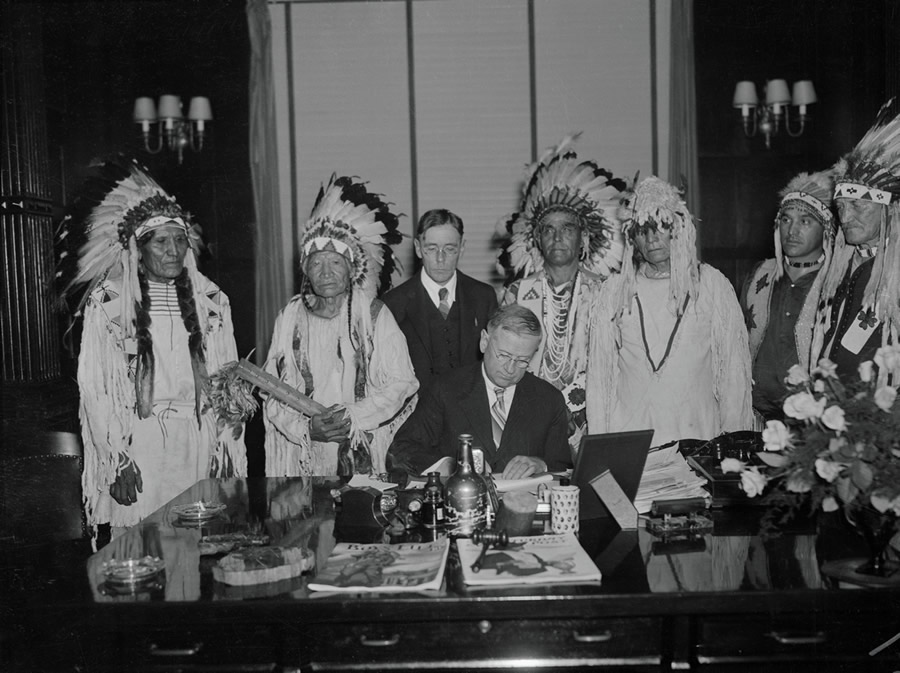 U.S. Indian Reorganization Act