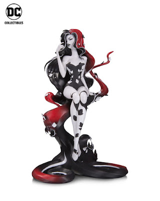 DC Comics Artists Alley Sho Murase Statue Collection by DC Collectibles