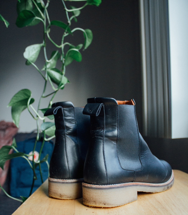 Everlane Brixton Boot Review - Style Interplay