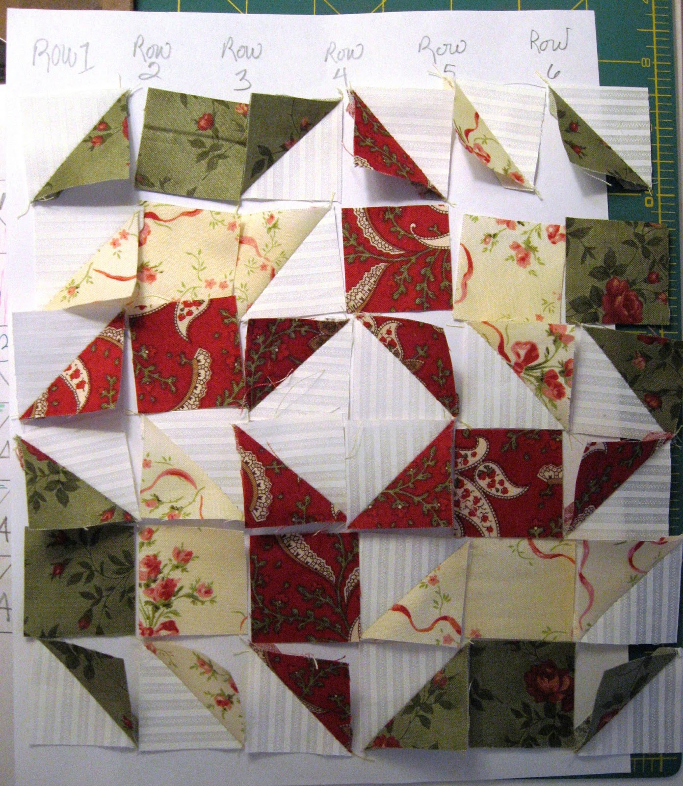 The Scrappy Appleyard The Rancher S Daughter Quilt Along