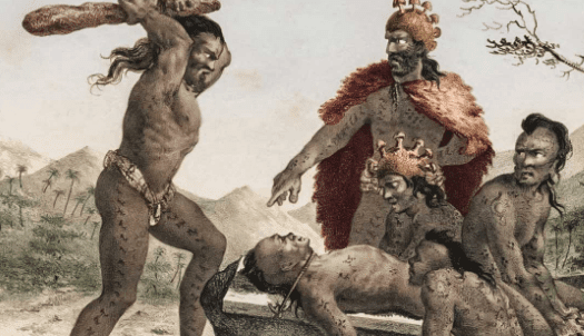 The Aztec Tribe's Human Sacrifice Tradition
