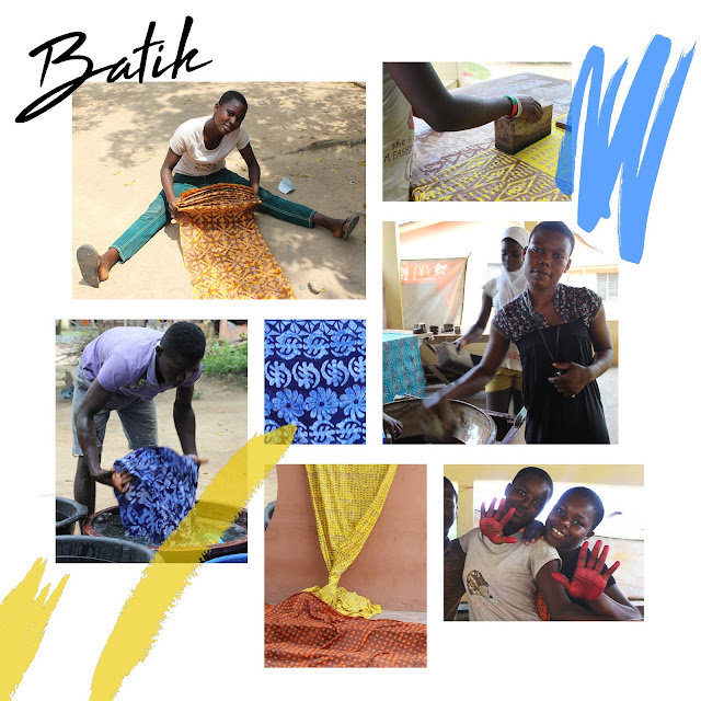baobab house, baobab school, baobab childrens foundation, textile candy, kente cloth, kente weaving, traditional craft, Ghana craft, made in Ghana, made in africa, wax print fabric, batik fabric, purchase with purpose, support the makers, Ghana charity