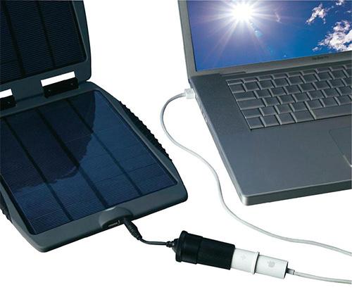 chargeur solaire ordinateur portable mac