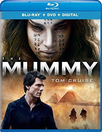 The Mummy 2017 English Bluray Movie Download