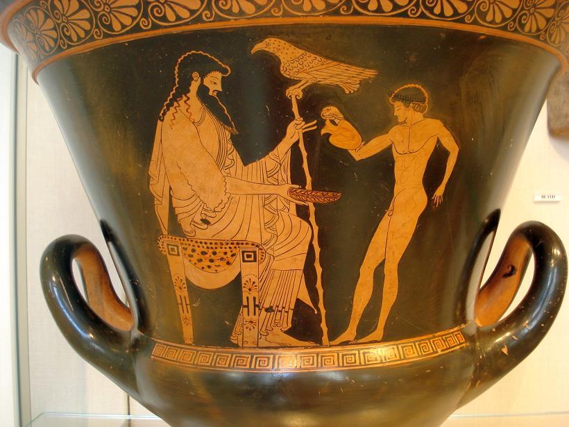 искусная греческие богини картинки на вазах буксы одна важнейших