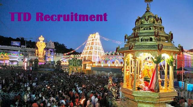 TTD Recruitment