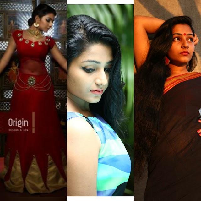 Malayalam actress Rajisha Vijayan Hot Navel Pics