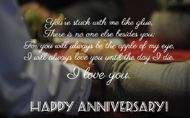 romantic anniversary quotes for her