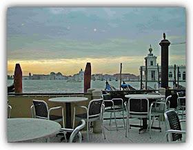 historia de amor en Venecia