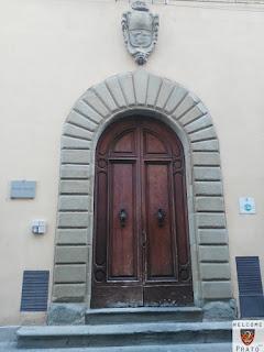 Portone - Palazzo - Novellucci - Prato