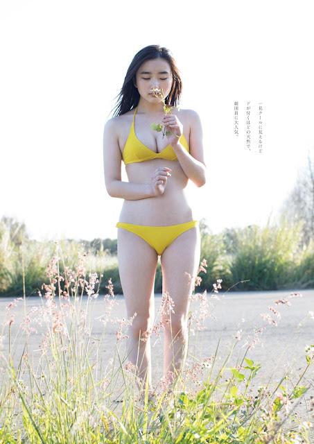 安倍乙 Abe Oto Weekly Playboy No 9 2018 Photos