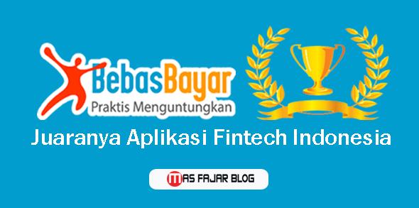 BebasBayar: Juaranya Aplikasi Fintech Indonesia