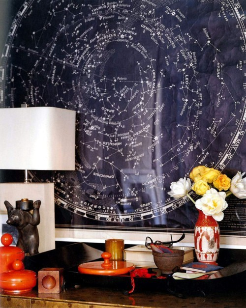 Private Quarters Guest Post Inspired By The Constellations